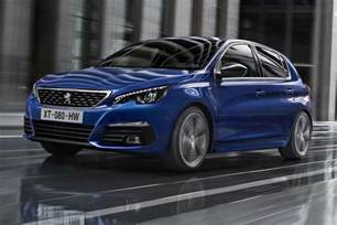 Peugeot Info Refreshed Peugeot 308 Hatch Ready To Pounce By Car Magazine