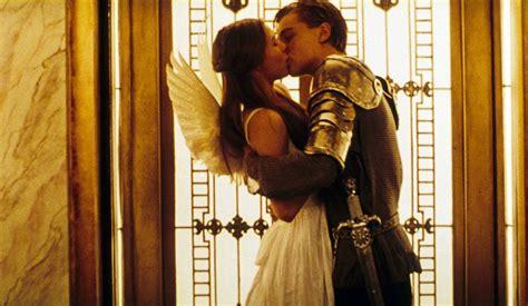 claire danes romeo and juliet white dress claire danes and leonardo dicaprio romeo juliet kissing