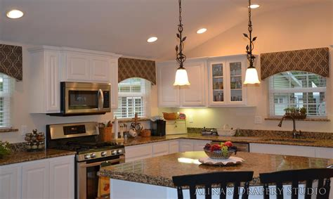 best window treatments for kitchens kitchen cornice window treatments window treatments