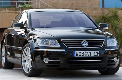 old car manuals online 2006 volkswagen phaeton electronic throttle control volkswagen phaeton 6 0 2006 technical specifications interior and exterior photo