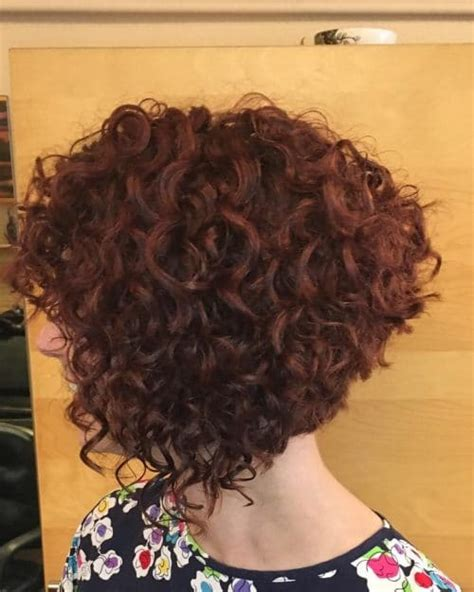 permed a line bob 42 curly bob hairstyles that rock in 2018