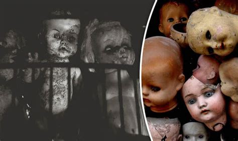 the haunted doll maker haunted doll on real ghost sighting footage