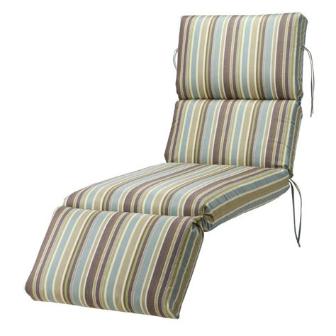 chaise lounge cushions home depot home decorators collection sunbrella heather beige outdoor