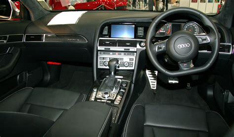 C6 Interior by File Audi Rs6 C6 Interior Jpg Wikimedia Commons