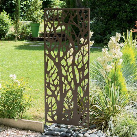 Treillis De Jardin by Nortene Treillage D 233 Coratif M 233 Tal Arbre Gris Marron