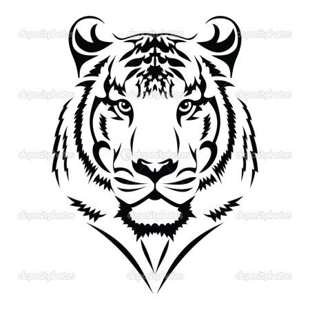 small tiger tattoo designs 55 tribal tiger tattoos