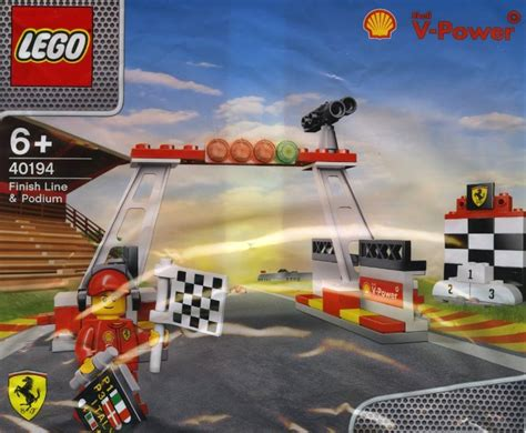 2015 Shell Lego Crossover Garage Display For Sales Onl wtt wts lego shell 2015