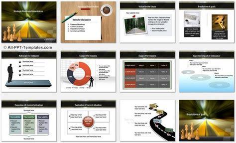 Powerpoint Strategic Roadmap Template Strategic Roadmap Template Powerpoint