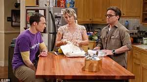 1st big bang episode in which penny has short hair kaley cuoco reveals shin bruises while running errands in
