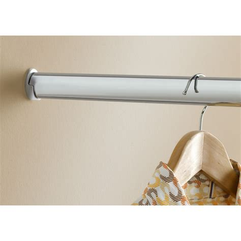Pole For Closet by Closet Pole For Hanger Steveb Interior Closet Pole To