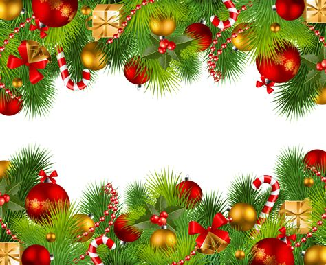 holiday cocktails png christmas double frame transparent png stickpng