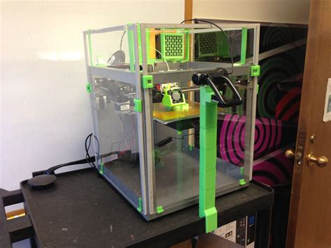 3d printer enclosure fan getting great prints with enclosure on solidoodle 3