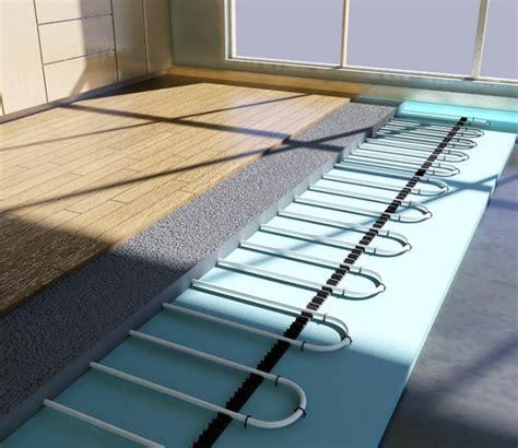 underfloor heating alu rads sola