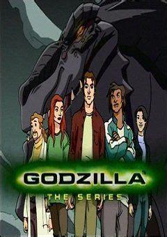 godzilla  series  cartoons