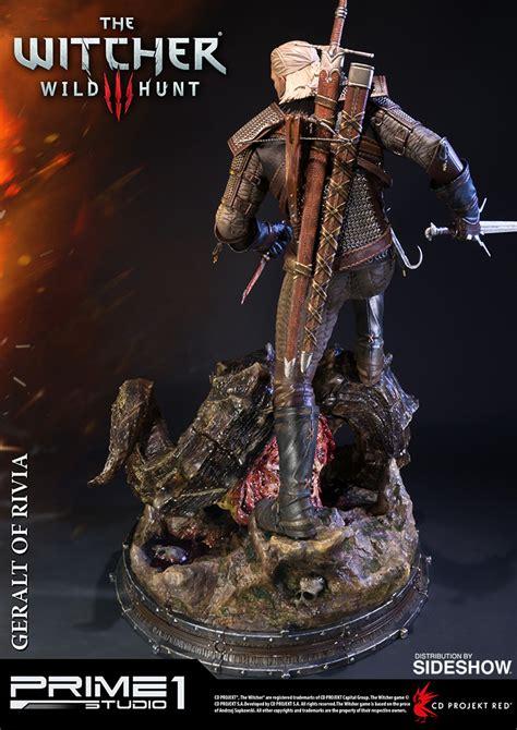 witcher 3 figure figurine geralt de riv