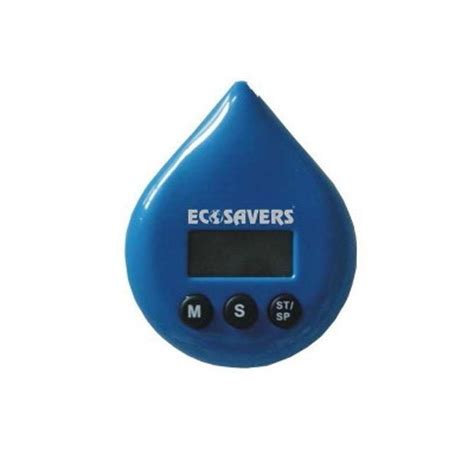 Shower Timer by Shower Timer Water Drop Ecosavers Shop At Greenweez Co Uk