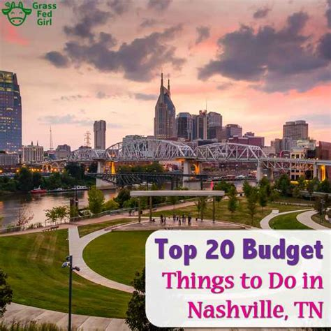 top 20 budget or free things to do in nashville tn autos