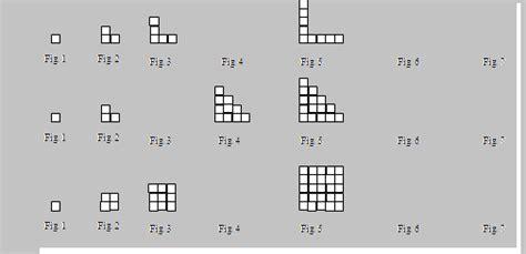 imagenes de sucesiones figurativas secuencia 1 3 matem 225 ticas i educaci 243 n b 225 sica secundaria