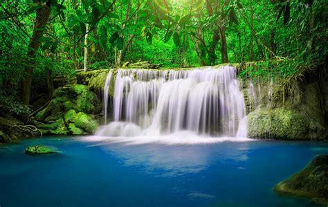 imagenes de paisajes con agua fondo pantalla paisaje preciosa caida de agua
