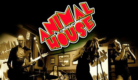 band in animal house book animal house adelaide cover band booking agents australian network