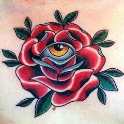 tattoo eye rose neotraditional third eye rose tattoo tattoos pinterest