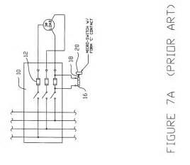 shunt trip circuit breaker wiring diagram