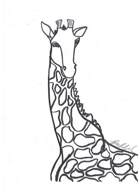 giraffe coloring pages to print free printable giraffe coloring pages for kids
