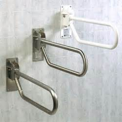 Handicap grab bars handrails bathroom safety rails