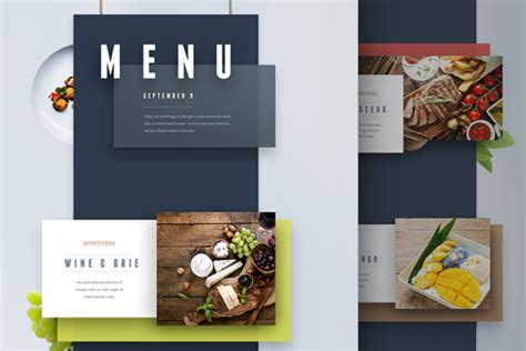 html catalog template 10 amazing food catalog templates for driving profits