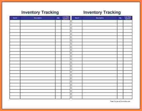 Free Inventory Tracking Spreadsheet by 3 Free Inventory Tracking Spreadsheet Costs Spreadsheet