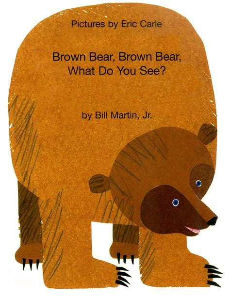 brown bear brown bear what do you see children books