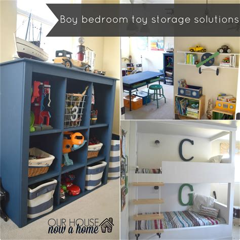 bedroom storage solutions a simple way to organize toys our house now a home