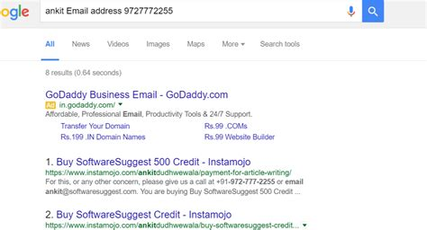 Search My Email Address Gmail 7 Effective Ways To Find A Prospect S Email Address