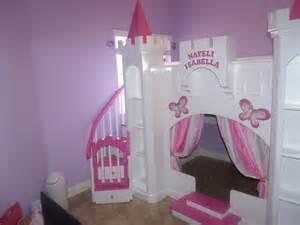 Princess Castle Bunk Bed New Custom Princess Nayeli Castle Bed Loft Bunk Playhouse Ebay