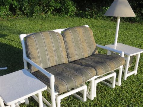 Pvc Patio Chairs Letgo Pvc Patio Furniture In Suntree Fl