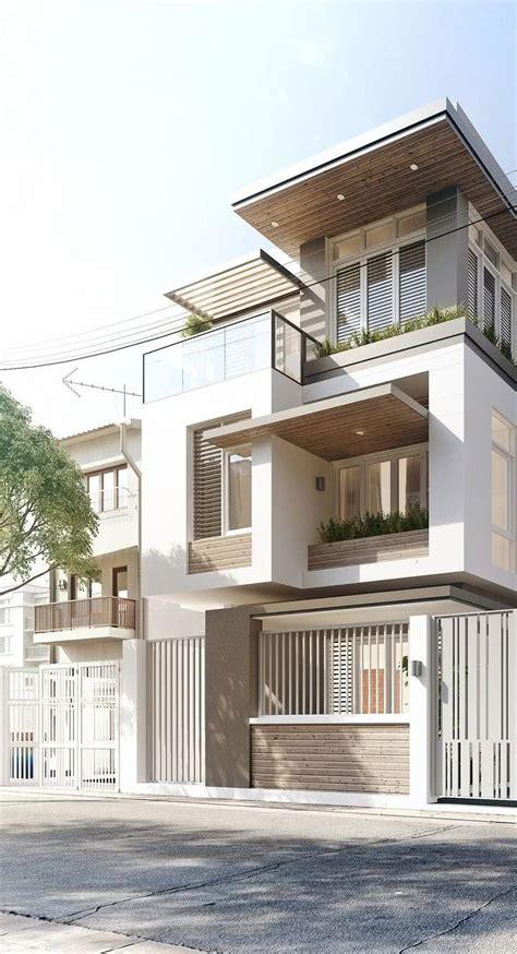 427 best building a house images on pinterest house floor plans 40 fachadas de casas com muros e port 245 es para inspirar