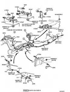 Brake System For Ford F150 Parts Diagrams Brake System With Anti Lock Page A