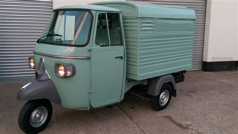 Farmhouse Kit by Classic Piaggio Ape Van Piaggio Ape Sales And Conversions By Tukxi Street Food Trucks Shop