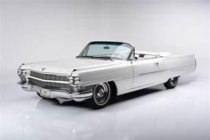 1964 Cadillac Coupe Convertible 1964 Cadillac De Ville Convertible 189624
