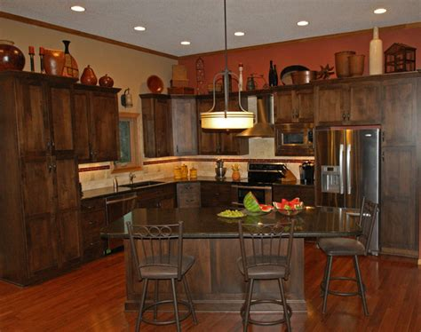 Island Seating Traditional Kitchen Minneapolis By Houzz Kitchen Islands With Seating