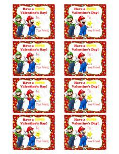 printable nes labels nintendo offers free mario zelda and kirby valentine s