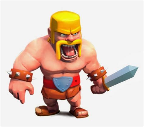 Coc Barbarian3 clash of clans barbarian clash of clans wallpaper