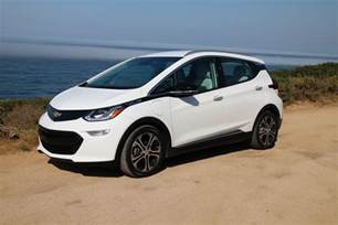 Best Electric Vehicles 2017 Chevrolet Bolt Ev Green Car Reports Best Car To Buy 2017