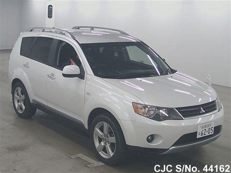 outlander mitsubishi 2006 2006 mitsubishi outlander pearl for sale stock no 44162