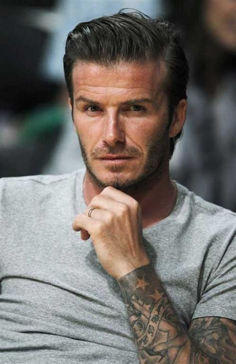 david beckham best hairstyle 25 david beckham hairstyles mens hairstyles 2018