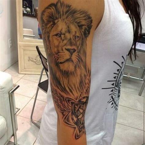 y878naly lion tattoo sleeve 40 ideas on the sleeve 2018
