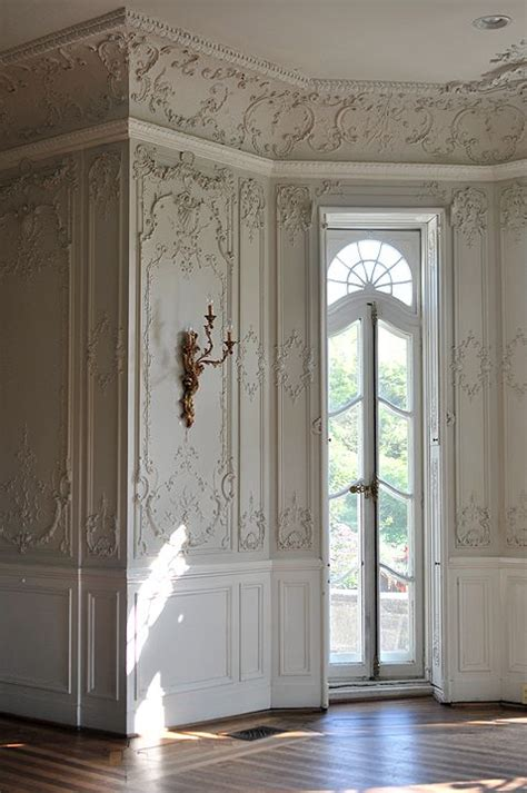 Ornate Interior Doors Rococco And Louis Xv Style Stunning Interior Trim And Ornate Plaster Walls Reminiscent Of A
