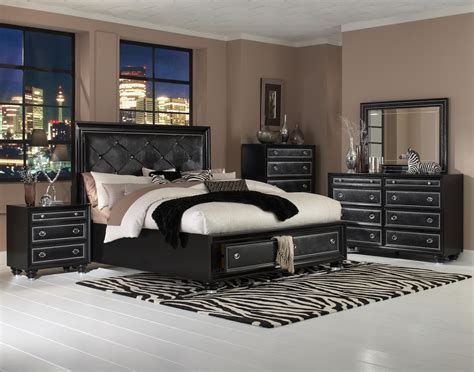 Black King Size Bedroom Furniture Raya Furniture Black King Size Bedroom Furniture