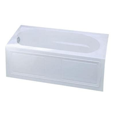 devonshire bathtub kohler bathtubs devonshire 5 ft right hand drain integral