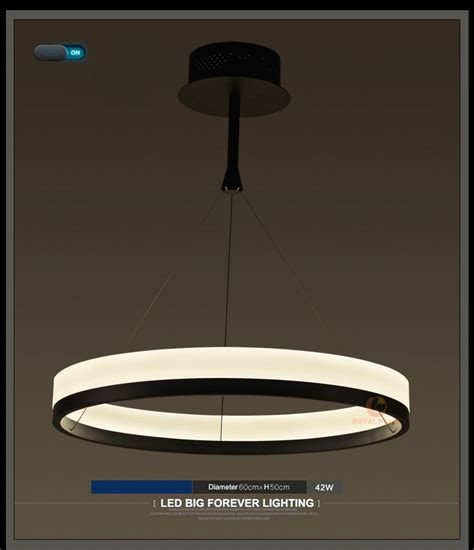 how to buy led lights big circle w led pendant light buy led pendant light big